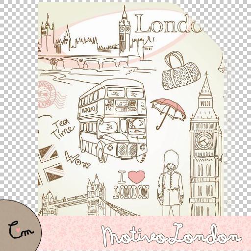 Patterns London by creamanuali