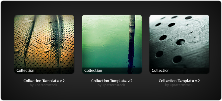 CollectionTemplate v.2