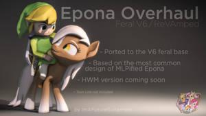 [SFM] [MLP] [DL] Epona Overhaul for V6 (Feral)