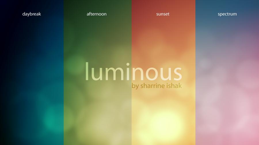 Luminous by rinishak