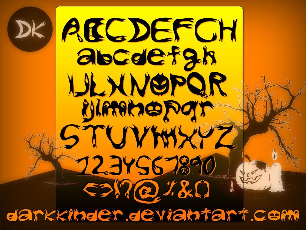 Alienable Halloween by darkkinder