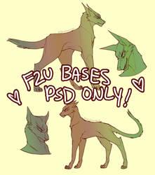 F2U Bases (PSD) by TRUNSWICKED