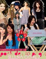 Selena Gomez Random PNG'S by glamorousdesings