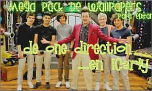 Pack de One Direction en iCary HD