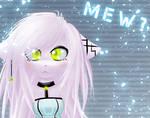 Techno kitty MEW MEW ID