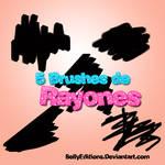 Brushes de Rayones