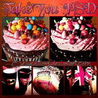 Take you PSD by SellyEditions