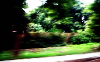 Delhi Blur by cyrusyrus
