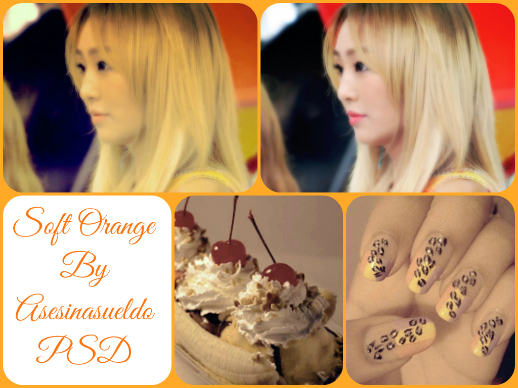 Soft Orange H by asesinasueldo