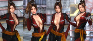 Mai Fighter Force Momiji 001 (16 Pics) by DOA5lrScreenShots
