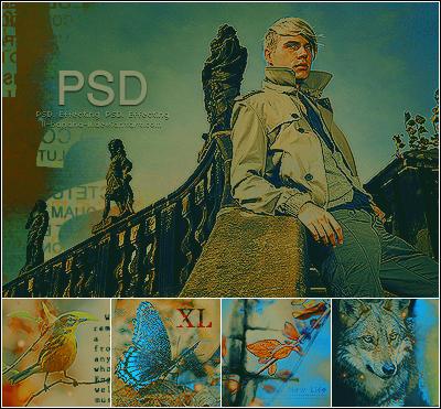BANANA's PSD. no.2 by ll-BANANA-ll