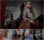 BANANA's PSD. no.3