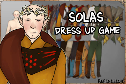 Solas Dress Up Game by NgChloe