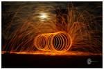Spirale of fire