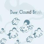 Draw Cloud Brush by jamejirayu