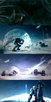 Halo 3 Wall Pack