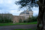 castle backgrounds 5 by Wess4u
