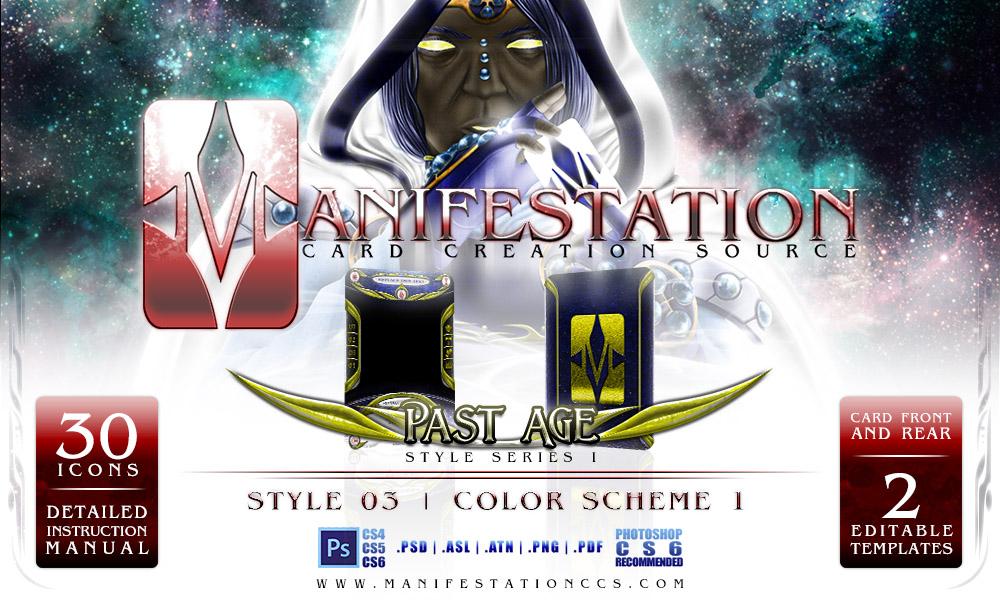Manifestation CCS (Past Age - Series I) S03 CS1