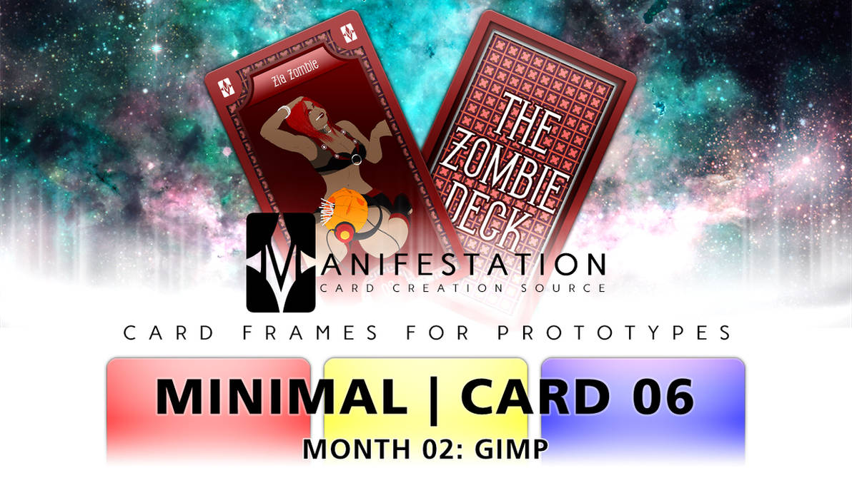 Month 02: Card 06 - GIMP (Minimal | Tarot) by CauseThought