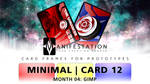 Month 04: Card 12 - Gimp (Minimal | Current Era)