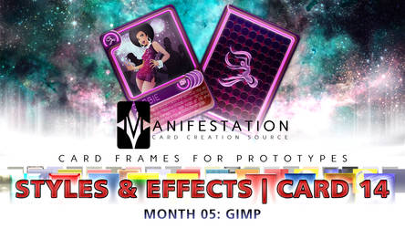 Month 05: Card 14 - GIMP (Styles + E | Modern Age) by CauseThought