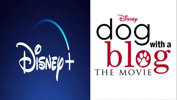DOG WITH THE BLOG THE MOVIE for Disney+