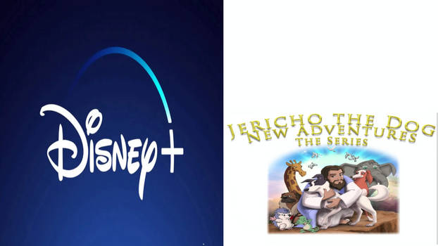 JERICHO THE DOG NEW ADVENTURES for Disney+