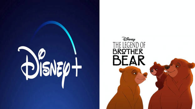 THE LEGEND OF BROTHER BEAR for DIsney+