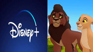 The Lion King's Kovu and Kiara for Disney+