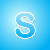 Skype Sticker Icon