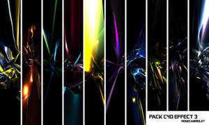 Pack c4dEffect 3 RoseCabriolet