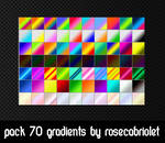 70 Gradients by RoseCabriolet
