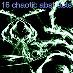 Chaotic abstracts by Booler