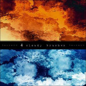 Cloudy by basmann by Booler
