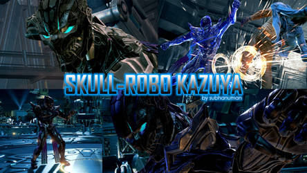 Skull Robo Kazuya