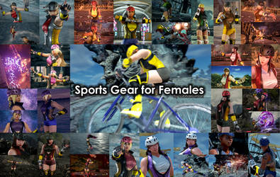 Sports Gear for Females