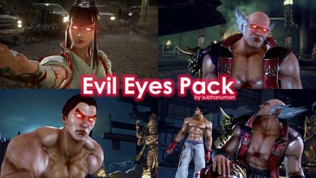 Evil Eyes Pack
