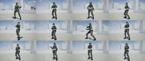 Battle Geared Female v0.92