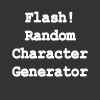 Random Character Generator by TalosAT