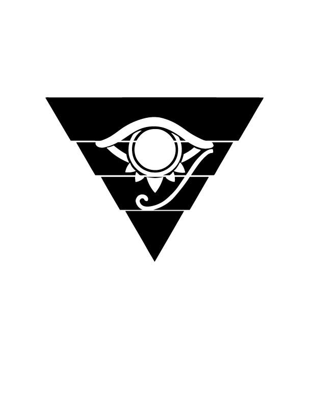 Eye Triangle By Nicotenus
