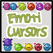 Free Emoti Cursor Pack by Sinister-Starfeesh