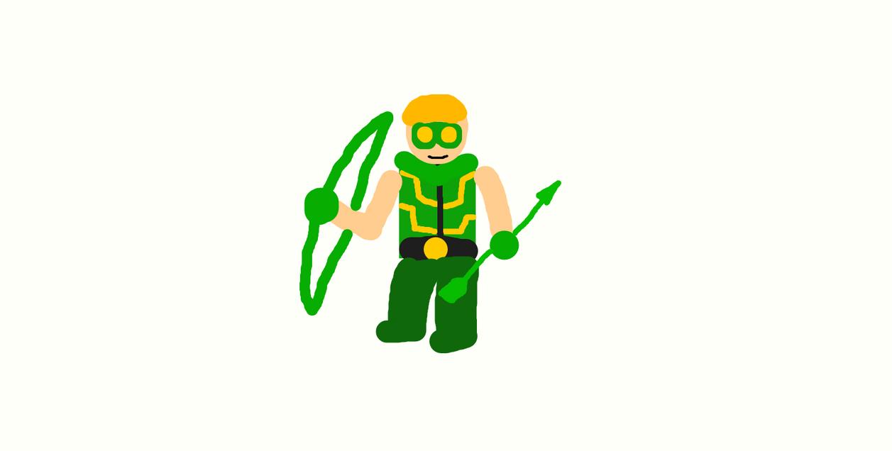 lego green arrow 2017 - photo #43