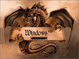 DragonXP BootScreen for Tuneup