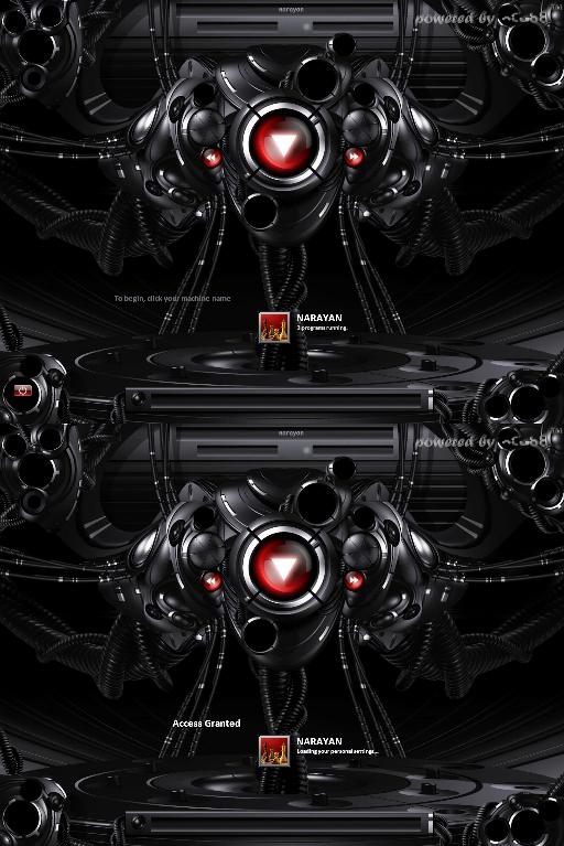 Machine Logon XP by dncube
