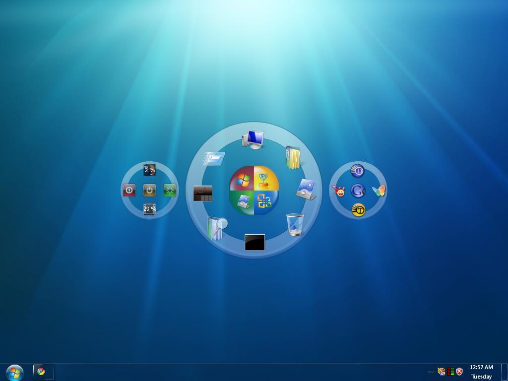 Circle_Dock_Style :زين حاسوبك بهذا البرنامج