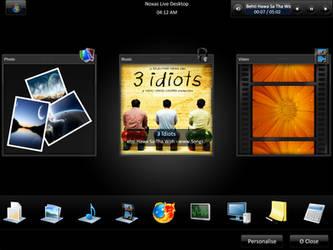 Noxas Live Desktop 1.0 by dncube