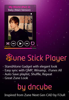 Zune Stick Player