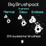 24 Brushes with 3 variations