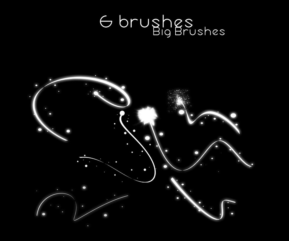 12 Big Brushes by pullzar
