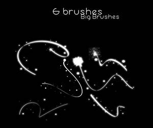 12 Big Brushes